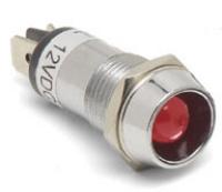 Cole Hersee's 12-volt LED Pilot Light