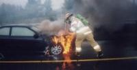 Fog tip applicator Fire Apparatus