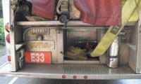 Fog Tip Applicator Rear Fire Apparatus
