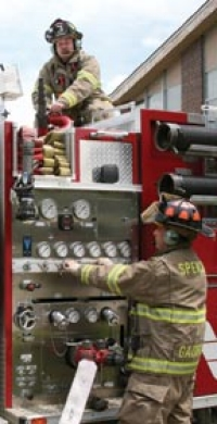 David Clark intercom systems have noise attenuating headsets to reduce noise in harsh environments.