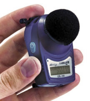 Casella is introducing a new two-ounce product that measures noise exposure.