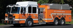 Anne Arundel County Fire Department has decided it's cost effective to have the truck company respond for rescue operations.