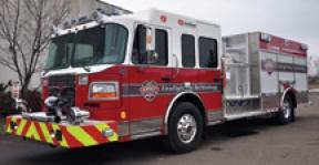 Hackney Rescue Fire Apparatus