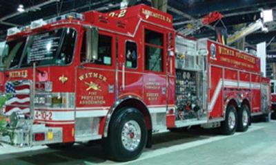 BullEx 27' Fire Safety Trailer