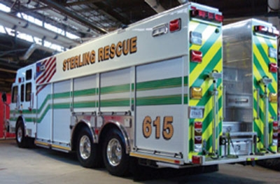 Illinois Fire Station Gets Makeover
