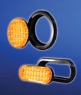 Hella EXL 400 and EXL 650 Warning Lights
