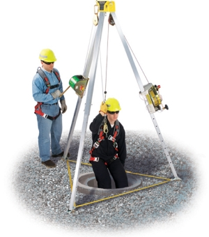 MSA, Closing In On Confined Spaces: A Primer on Hazards and Personal Protective Equipment