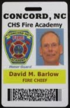 Dynamic Systems Inc., Checkmate Badge System for Emergency Services