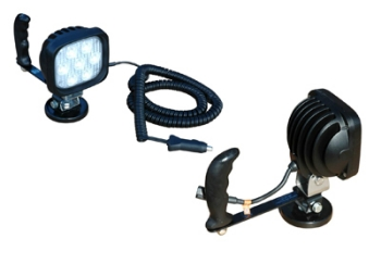 Magnalight Announces Release of 21 Watt Handheld LED Spotlight Light with Magnetic Base