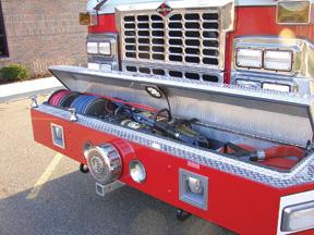 Summit rescue-pumper
