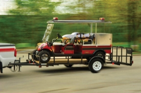 Ferrara's MVP design incorporates a high-flow 2,000-gpm Hale Qmax pump with maximized rear-body compartment space.