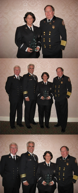 Worcester (MA) Lieutenant Named Educator of the Year at Public Fire & Life Safety Public Education Conference