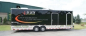 Mobile Concepts i-SCOTTY fire safety house