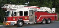 KME 109-foot AerialCat™ rear-mount ladder