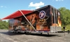 Bullex 39-foot fire safety trailer