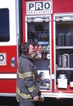 KME's PRO™ rescue-pumper