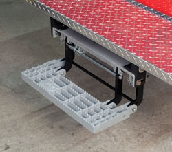 Retractable Vehicle Step