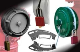 Storz stainless steel locking device