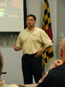 Maryland Fire & Rescue Institute (MFRI)