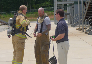 Fire Apparatus & Emergency Equipment Associate Editor Chris Mc Loone