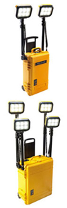 Pelican Products 9460 and 9470 Remote Area Lighting Systems RALS