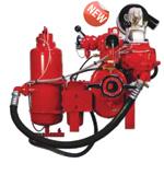 Darley HMBC 500/220 Compact PTO-driven CAFS