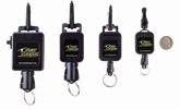 Gear Keeper retractable lanyard system