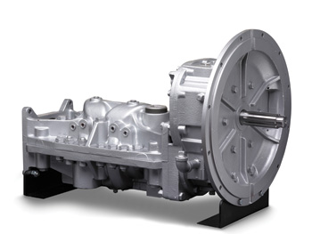 (3) Waterous manufactures the CPT-4UH, a four-stage UHP centrifugal pump that puts out 90 gpm at 1,350 psi.
