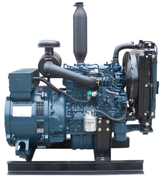 auxiliary power unit (APU) on its apparatus, controlled by its Green Star electronic technology and powered by a Kubota diesel engine