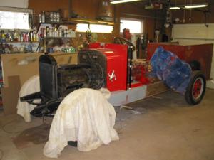 Boyer-Reo 1927 Antique Fire Apparatus Fire Truck