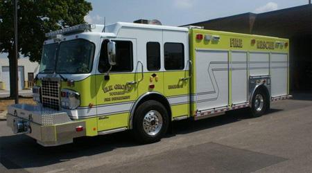 Marion/Spartan-Elk Grove Township (IL) Fire Department, rescue-pumper