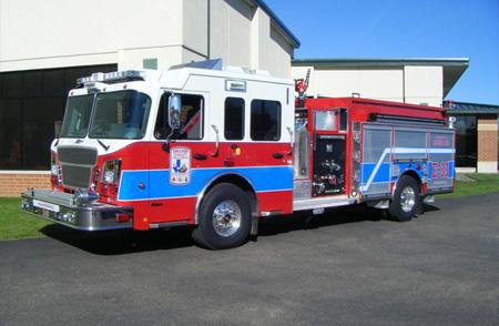 Darley/Spartan-Sheldon (TX) Fire Department