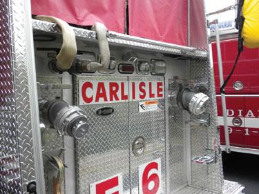engine from Carlisle, Massachusetts