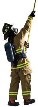 Fire-Dex's new FX-R turnout gear