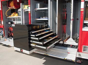The Hackney-built medium rescue