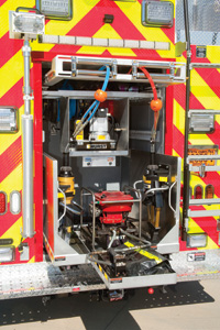 Washington Fire-Rescue-EMS extrication tools