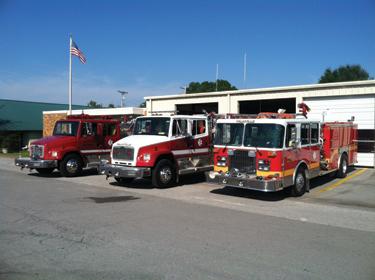 The Falkville (AL) Volunteer Fire Department has found