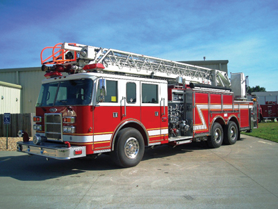 Used Fire Apparatus