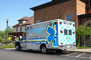Horton Emergency Vehicles 16,000th Ambulance