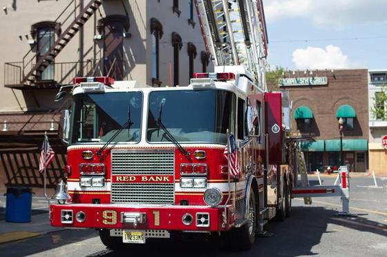 KME 103-Foot Ladder Truck