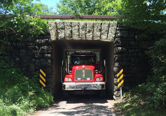Blowing Rock (NC) Fire & Rescue Heavy Rescue Apparatus