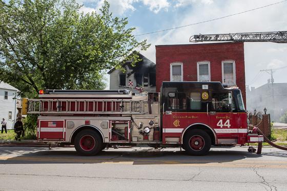 Chicago (IL) Fire Department Pumper