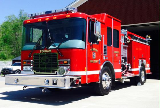 2006 Ferrara Fire Apparatus Pumper