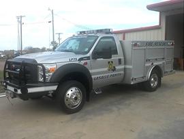 Warner/Ford Rescue Unit