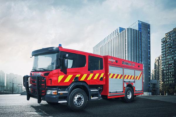 Fire Apparatus: Oshkosh to Unveil New Fire Apparatus, Showcase Products at Interschutz