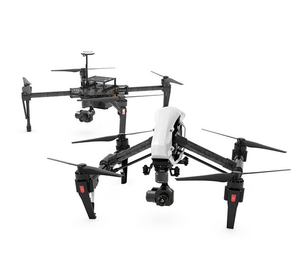 FLIR, DJI Announce Strategic Collaboration to Enable Commercial Drones with Thermal Imaging Capability