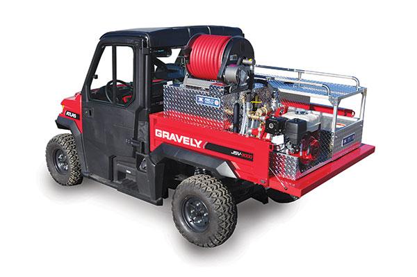 MEDLITE® and FIRELITE® Transport Skids Fit New Gravely® Atlas JSV