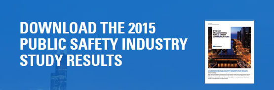 Public Safety Industry Survey from Motorola