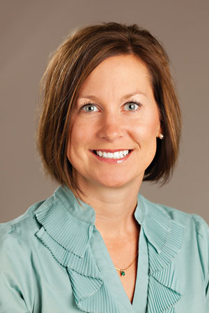 4 Sarah Atchison, owner and CEO of Midwest Fire Equipment & Repair Company, purchased the company in 2013. She was recently named one of the Top 25 Women in Business by Prairie Business Magazine