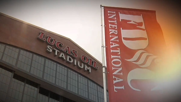 Lucas Oil Stadium is ready for FDIC 2016